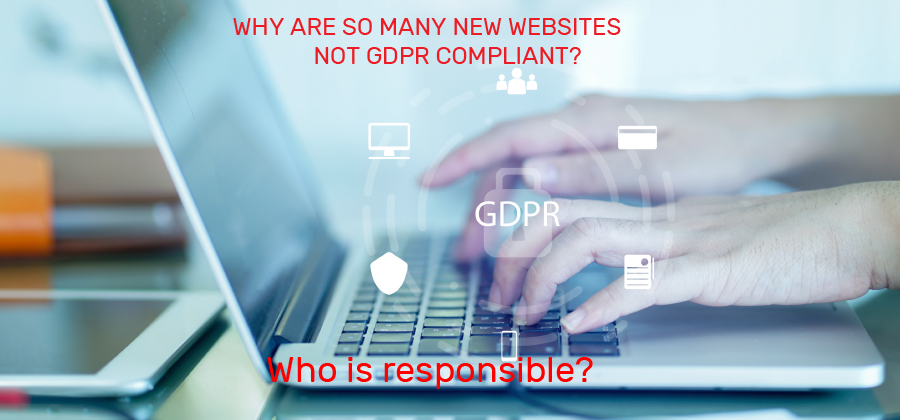 website GDPR compliance