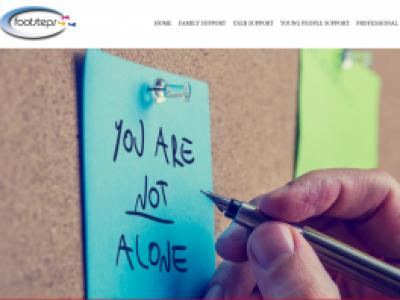 Catchy web design small business website