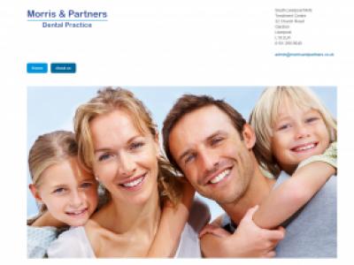 Catchy web design starter website package
