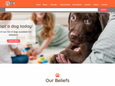Shopping website by Catchy web design